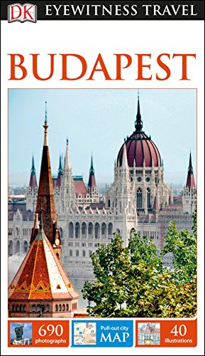 Price comparison product image DK Eyewitness Travel Guide Budapest