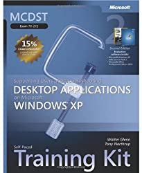 MCDST Self-Paced Training Kit (Exam 70-272): Supporting Users and Troubleshooting Desktop Applications on Microsoft® Windows® XP (Pro-Certification)
