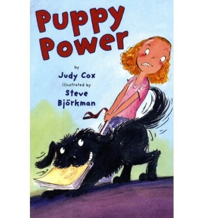(Puppy Power) By Cox, Judy (Author) Paperback on (03 , 2009)