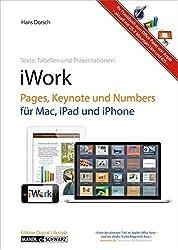 iWork: Pages, Keynote und Numbers für Mac und iPad und iPhone