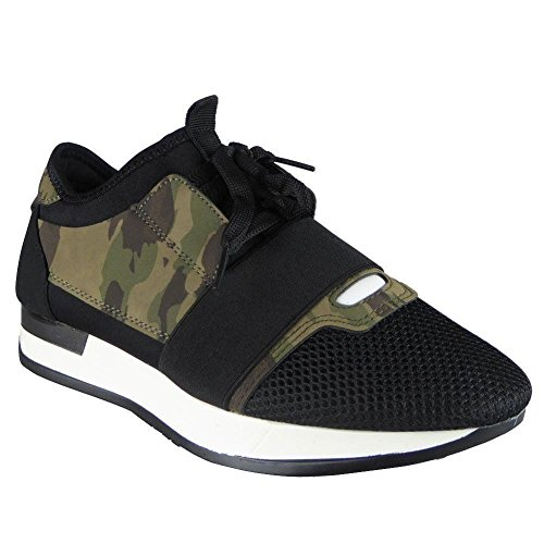 Etc. - Chaussures Lacer Pour Les Femmes / Mtng Vert zunQy