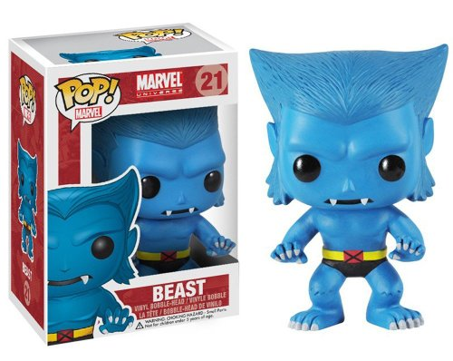 Marvel Pop 4