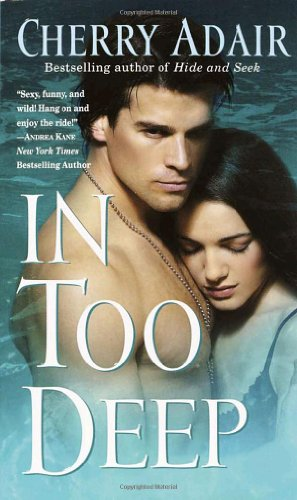 In Too Deep (The Men of T-FLAC: The Wrights, Book 4)