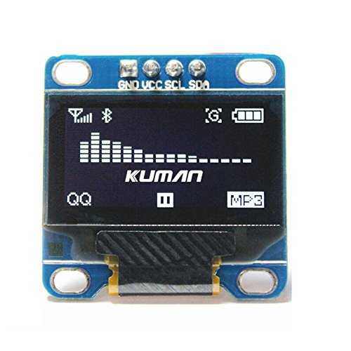 Amazon.co.uk - 128x64 0.96 inch OLED Display Module For Arduino I2C communication