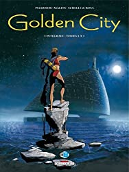 Golden City, Tomes 1 à 3 : L'intégrale