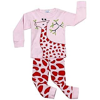 Arshiner Mädchen Schlafanzug Gr. 90 cm , rose