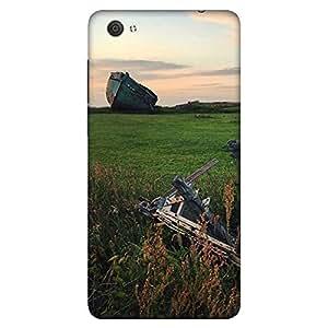 Mobo Monkey Designer Printed Back Case Cover for Vivo X5Pro :: VivoX5Pro (Scenery :: Nature :: Scene :: Landscape :: Beach)