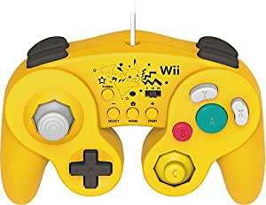 Manette Battle Turbo Pikachu pour Wii U / NES Classic Mini