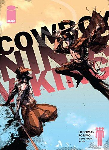 Cowboy Ninja Viking #4 (English Edition) eBook: A.J. ...