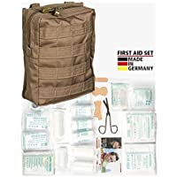 Leina Erste-Hilfe-Set Pro 43-tlg dark coyote preisvergleich bei billige-tabletten.eu