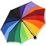 iX-brella pocket - Plegable  Varios colores regenbogen 97 cm..
