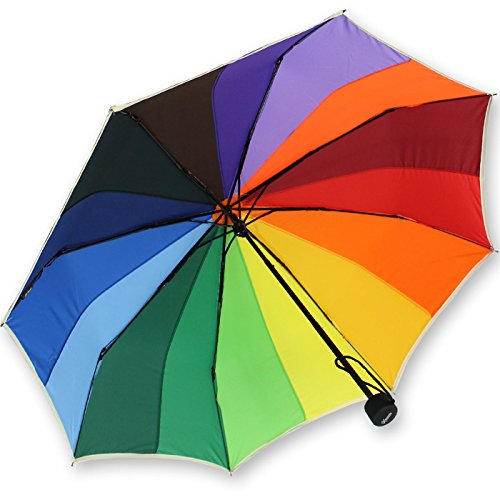 iX-brella pocket - Plegable  Varios colores regenbogen 97 cm