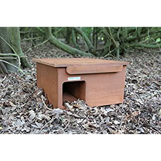 gardenature hedgehog house with camera Gardenature Hedgehog House with Camera 51b9oCykFpL