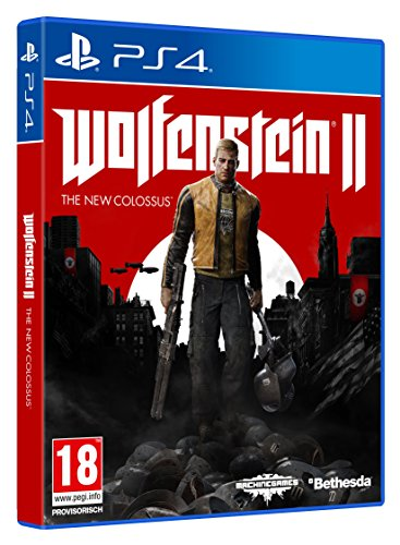 Wolfenstein II The New Colossus Day One Edition