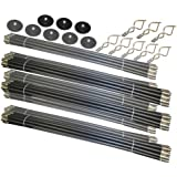 96 Piece 9M Drain Rods Set Plumbing Drainage Cleaning Set Worm Screw Plunger by Marko Tools