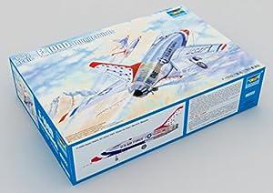 Trumpeter - Juguete de aeromodelismo Thunderbirds Escala 1:32 (3222)