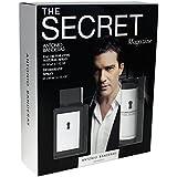 Antonio Banderas - Estuche eau de toilette The Secret Magazine
