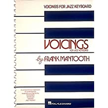 Frank Mantooth: Voicings for Jazz Keyboard