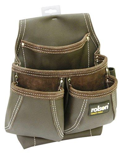 Rolson 68871 Farmer' s Tool Belt - nero