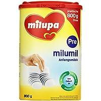 Milupa milumil Pre Anfangsmilch, von Geburt an, 800 g