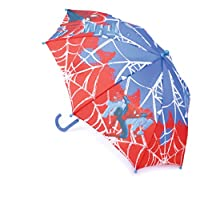 Marvel Ultimate Spider-Man Umbrella, Blue/Red