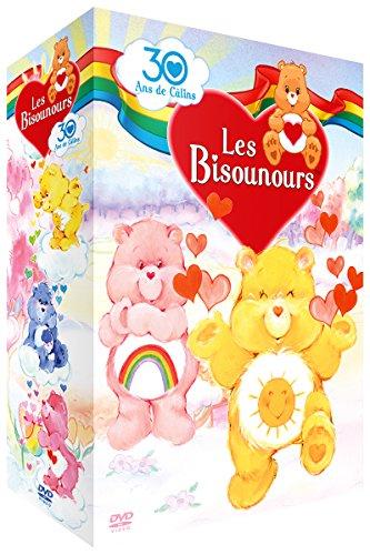 les-bisounours-calinours-intgrale-30-ans-de-clins-coffret-4-dvd