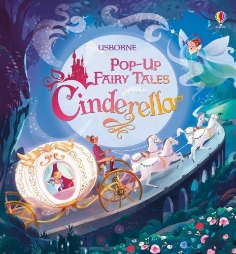 Pop-up  Cinderella (Pop Up Fairy Tales)