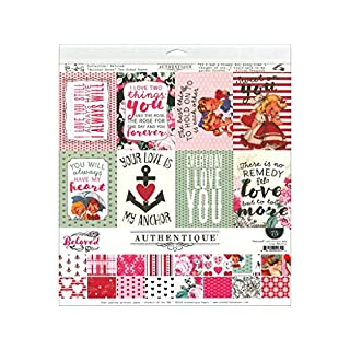 Authentique AUTBLV011 Beloved Collection Kit