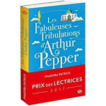 Les Fabuleuses tribulations d'Arthur Pepper (Prix des lectrices 2017)