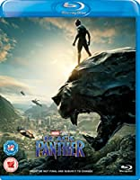 Black Panther [Blu-Ray] [2018]