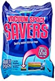 Vacuum Storage bags. 5 Multi-size Premium Quality Space Saver Compression Bags (2Jumbo, 3 Regular) - Ideal for Clothing, Comforters, Pillows, Bedding