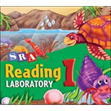 Reading Lab 1a, Complete Kit, Levels 1.2 - 3.5: RL 1a Kit (Reading Labs)