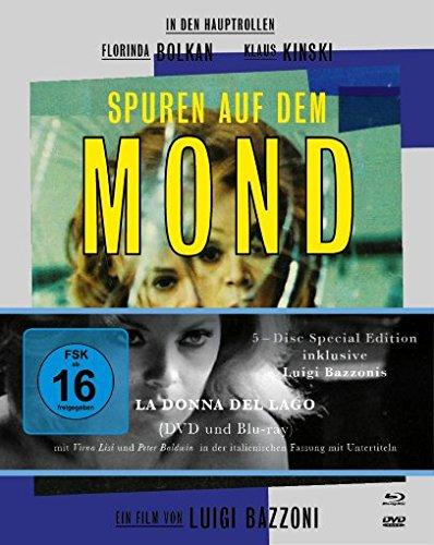 Bild von Spuren auf dem Mond [Blu-ray] [Special Edition]