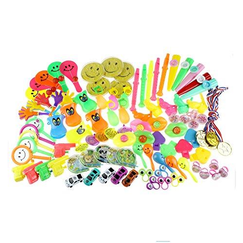 pielzeug Sortimente für Kinder Party Favors Supplies Kinder Geburtstagsgeschenk Taschen Pinata Füllstoffe Karneval Preise Schule Belohnung (Preise Für Kinder)