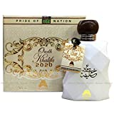 100 ml Oud Khalifa Blanco Arabian Perfume – Spray de fragancia