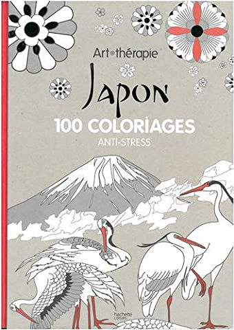 Art Therapy: Japan: 100 Designs Colouring in and