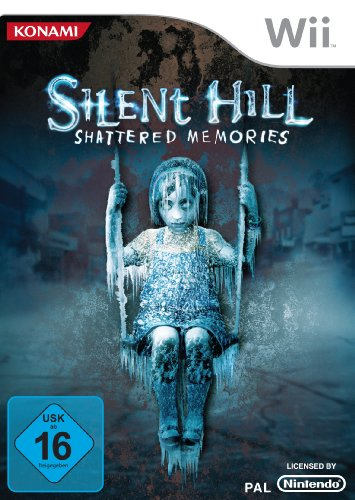 Silent Hill Shattered memories Wii (Importación alemana)