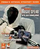 Tom Clancy's Rainbow Six: Rogue Spear & Urban Operations--Prima's Official Strategy Guide by Michael Knight (2000-04-05)