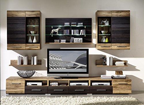 Peter HTDP591081 Wohnprogramm, Holz, braun, 48 x 300 x 200 cm - 2