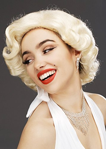 Damen 50er Jahre Marilyn Monroe Perücke
