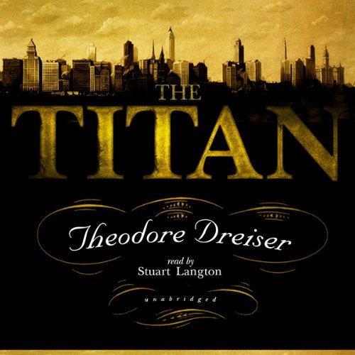The Titan  Audiolibri