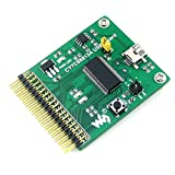 Kongnijiwa Modul Serie CY7C68013A USB-Board Mini CY7C68013A 24LC64 Auswertungs-Entwicklungs-Kommunikationsmodul Kit