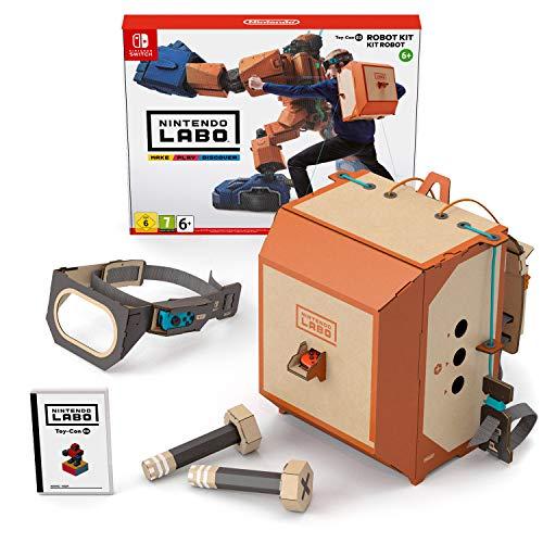 Switch-erweiterung Griff (Nintendo Labo: Robo-Set [Nintendo Switch])