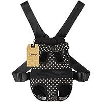 Gwood Hundetrage Puppy Bag Hundetasche Haustier Umhänge Tragetasche Transporttasche für Hunde& Katzen