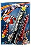 #8: Simba 7207709 Air Toys Omega 2010 Plastic Rocket Set