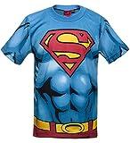 Super Hero -  T-shirt - Collo a U  - Maniche corte  - ragazzo Superman 3 Anni