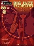 [(Big Jazz Standards Collection: Jazz Play-Along Volume 118)] [Author: Hal Leonard Publishing Corporation] published on