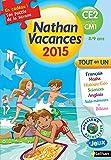 Cahier de vacances - CE2 - CM1 8 - 9 ans