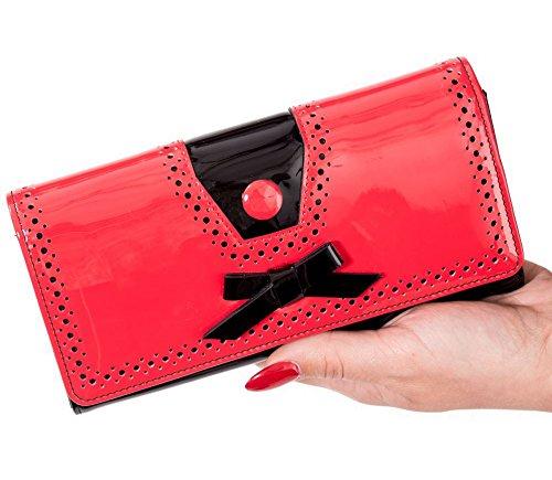Banned Apparel, Borsa a spalla donna * Red
