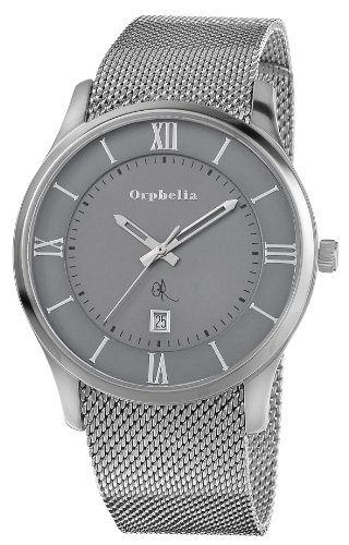 Orphelia OR53770548 - Reloj de pulsera hombre, acero inoxidable, color plateado